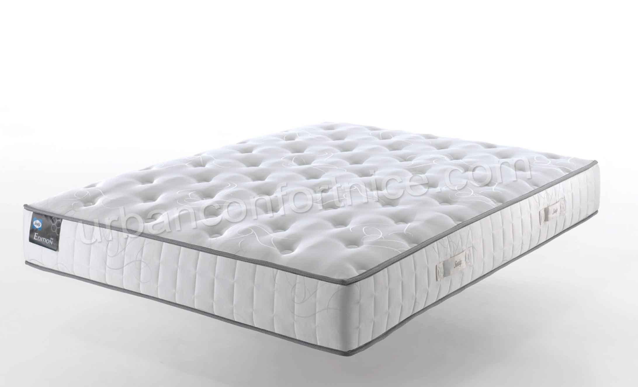 matelas sealy one distributeur urban confort nice. Black Bedroom Furniture Sets. Home Design Ideas