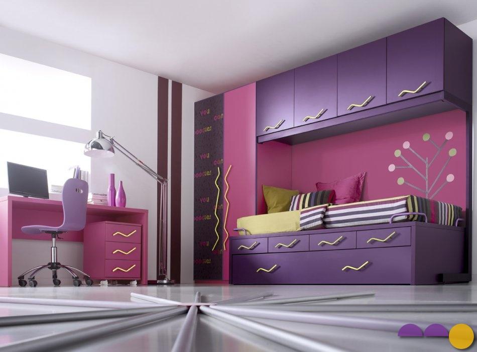 Chambre Enfants Lit Armoire Urban Confort Nice