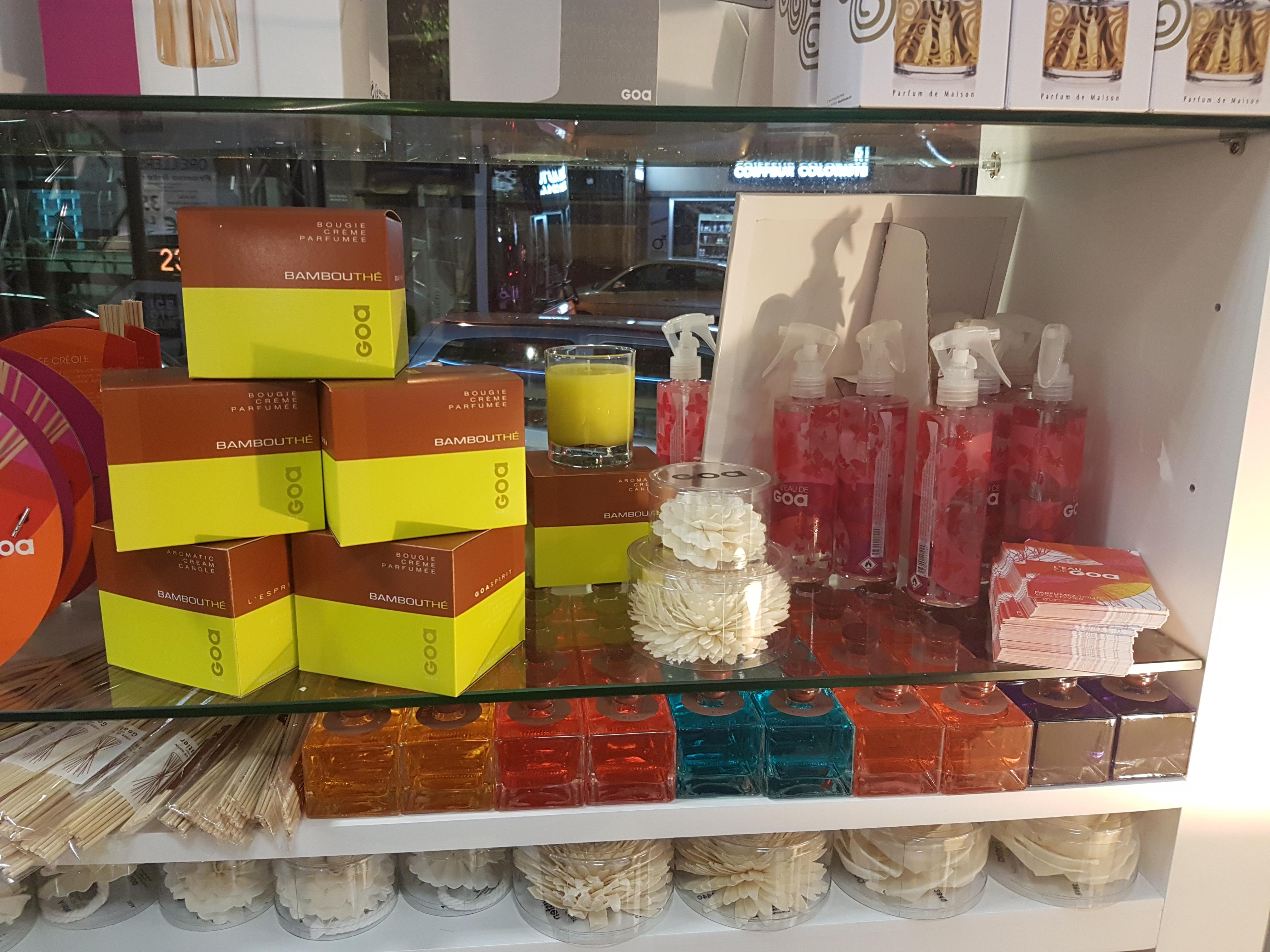 Goa Parfum De Maison D Coration Votre Magasin Urban